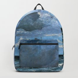 Jules Louis Dupre - Barks Fleeing Before the Storm - Digital Remastered Edition Backpack