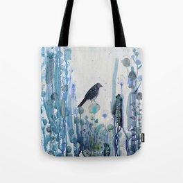 l'heure bleue Tote Bag