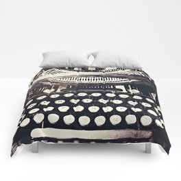 aging gracefully Comforters