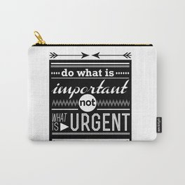 importance Carry-All Pouch