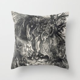Royal Jelly Throw Pillow