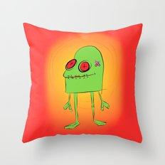 Introducing Obo Throw Pillow