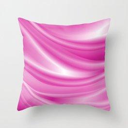 Soft Silk Satin 3 Throw Pillow