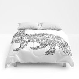 Foxy Lady Comforters