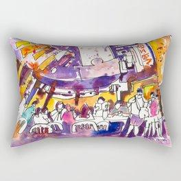 20170309b Chinatown Smith Street USKSG Rectangular Pillow