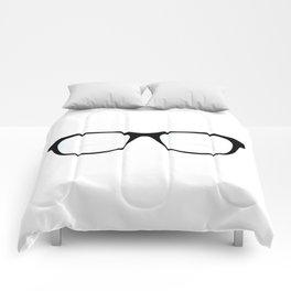 Pair Of Optical Glasses Comforters