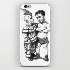 Clown Buddies iPhone & iPod Skin
