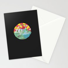 Life is All Right (Color) Stationery Cards