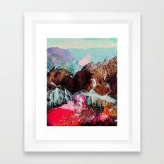 Untitled 20110310e (Landscape) Framed Art Print