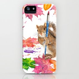 While We Were Sleeping iPhone Case