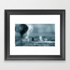 Astigmatismo #7 Framed Art Print