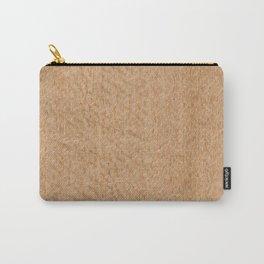 Oak Wood Carry-All Pouch