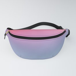Rainbow Blush Fanny Pack