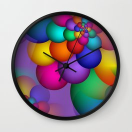 a seamless pattern for you -04- Wall Clock