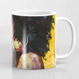 Naturally II GOLD Coffee Mug