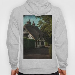 A Berkshire Half Timbered Cottage Hoody
