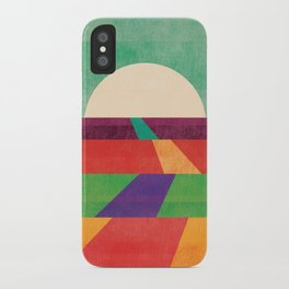 The path leads to forever iPhone Case