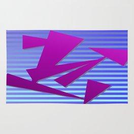 Great triangelium colored  1 Rug