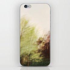 Trees in a dream iPhone & iPod Skin