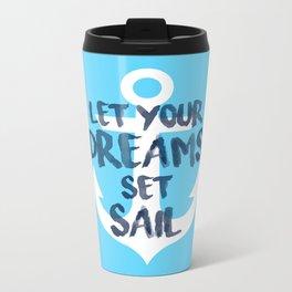 Set Sail Metal Travel Mug