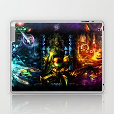 Metroid: 25 Years Laptop & iPad Skin