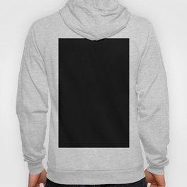 Plain Solid Black - Pure Black - Midnight Black- Simple Black Hoody