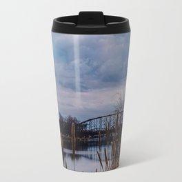 Cloudy Skies Travel Mug