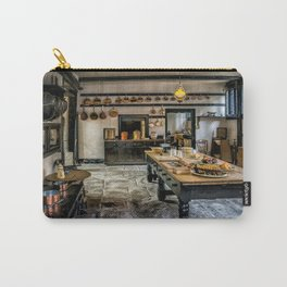 Vintage Kitchen Carry-All Pouch