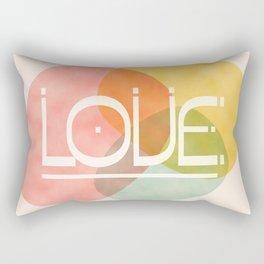 Stones Of Love #society6 #love Rectangular Pillow