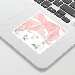 Marble & Geometry 042 Sticker