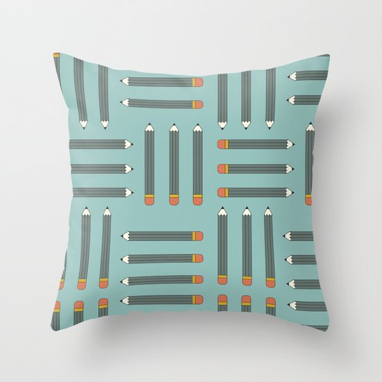 HB Throw Pillow