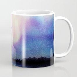 Aurora Boreal Coffee Mug