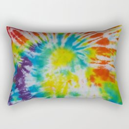 Tye Dye for Mom Rectangular Pillow