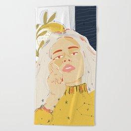 Storms Beach Towel