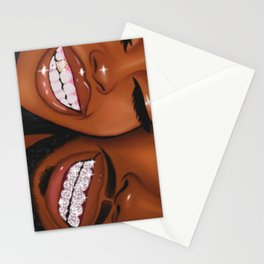 Me and somebody's son Stationery Cards