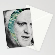 Where's your head going? Stationery Cards