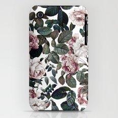 Vintage garden iPhone (3g, 3gs) Slim Case