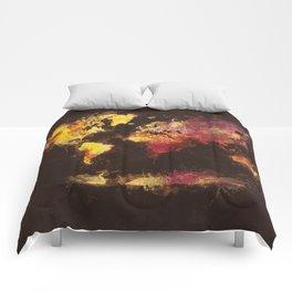 world map 63 Comforters