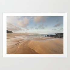 Sandwood Bay Art Print