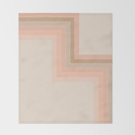 Cornered Soft Light Throw Blanket