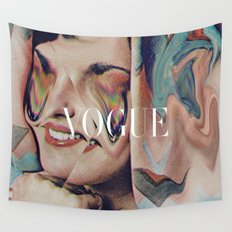 Vogue Wall Tapestry