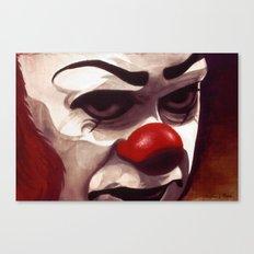 IT (based on Stephen King novel) Canvas Print