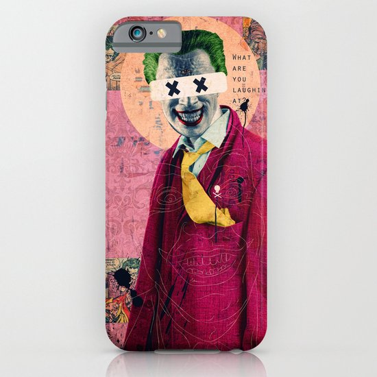 What Are You Laughin' At? iPhone & iPod Case