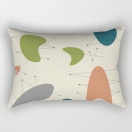 Pendan - Olive Rectangular Pillow