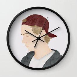 Skam   Isak Valtersen Wall Clock