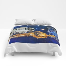 The Droids You're Looking For (Supplemental) Comforters