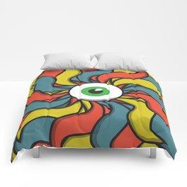 EYE TRIP Comforters