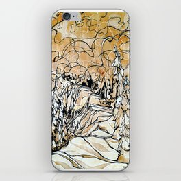 Blair's : Baldface iPhone Skin