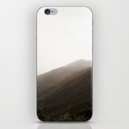 Byron Sunset iPhone Skin