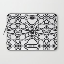 fancy grid Laptop Sleeve